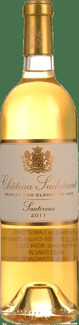 CHATEAU SUDUIRAUT 1er cru classe, Sauternes 2011