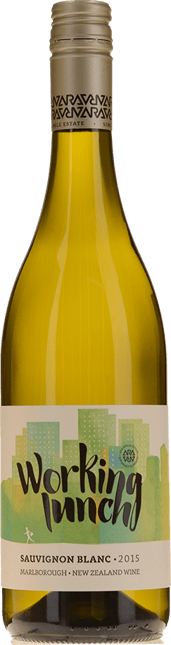 ARA WINES Working Lunch Sauvignon Blanc, Marlborough 2015