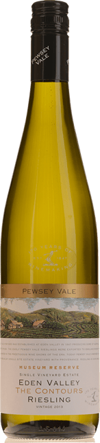 PEWSEY VALE The Contours Riesling, Eden Valley 2013