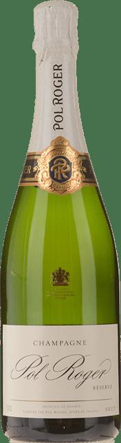 POL ROGER  Brut Reserve, Champagne NV
