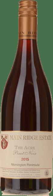 MAIN RIDGE ESTATE The Acre Pinot Noir, Mornington Peninsula 2015
