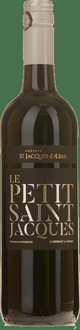 CHATEAU ST. JACQUES D'ALBAS Le Petit Saint Jacques, Coteaux de Peyriac 2015