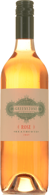 GREENSTONE Monastrell Rose, Heathcote 2009