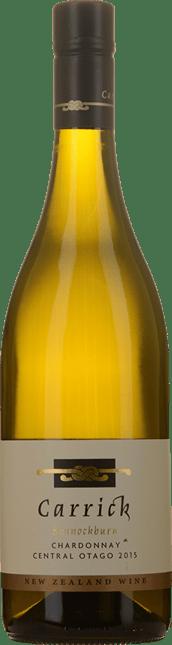 CARRICK Chardonnay, Central Otago 2015