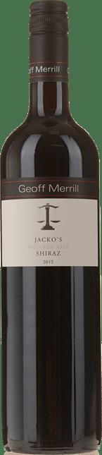 GEOFF MERRILL Jacko's Blend Shiraz, McLaren Vale 2012