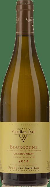 DOMAINE FRANCOIS CARILLON, Bourgogne Blanc 2014