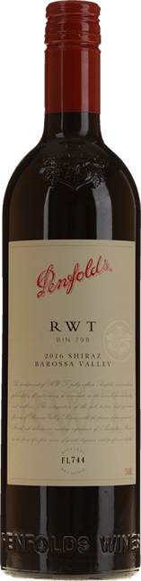 PENFOLDS RWT Shiraz, Barossa Valley 2016