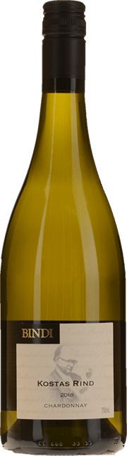 BINDI Kostas Rind Chardonnay, Macedon Ranges 2018