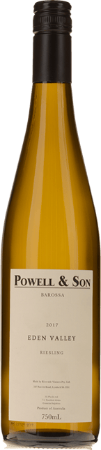 POWELL AND SON Riesling, Eden Valley 2017