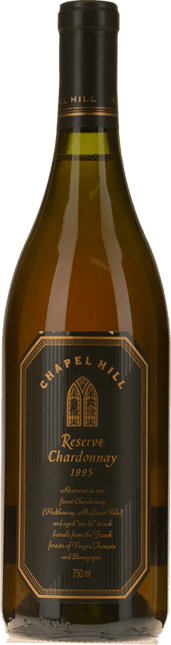 CHAPEL HILL Reserve Chardonnay, McLaren Vale 1995