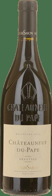 DOMAINE ROGER SABON Cuvee Prestige, Chateauneuf-du-Pape 2013