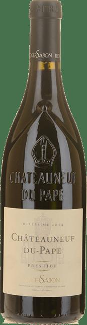DOMAINE ROGER SABON Cuvee Prestige, Chateauneuf-du-Pape 2014