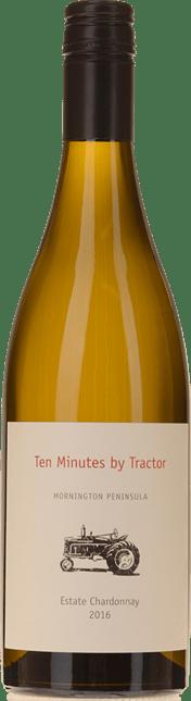 TEN MINUTES BY TRACTOR Estate Chardonnay, Mornington Peninsula 2016