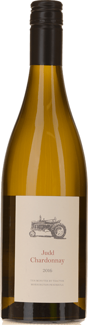 TEN MINUTES BY TRACTOR Judd Vineyard Chardonnay, Mornington Peninsula 2016