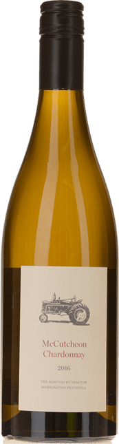 TEN MINUTES BY TRACTOR McCutcheon Vineyard Chardonnay, Mornington Peninsula 2016