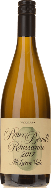YANGARRA ESTATE VINEYARD Roux Beaute Roussanne, McLaren Vale 2017