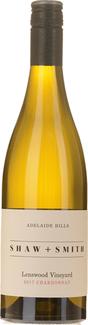 SHAW & SMITH Lenswood Vineyard Chardonnay, Adelaide Hills 2017