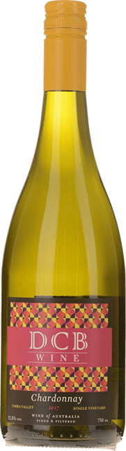 DCB WINES Chardonnay, Yarra Valley 2017