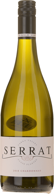 SERRAT Close Planted Chardonnay, Yarra Valley 2018