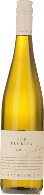 JIM BARRY WINES The Florita Riesling, Clare Valley 2018