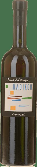 RADIKON Fuori Dal Tempo Chardonnay Sauvignon Blanc, Grave del Friuli 2006