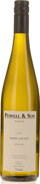 POWELL AND SON Riesling, Eden Valley 2014