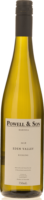 POWELL AND SON Riesling, Eden Valley 2018