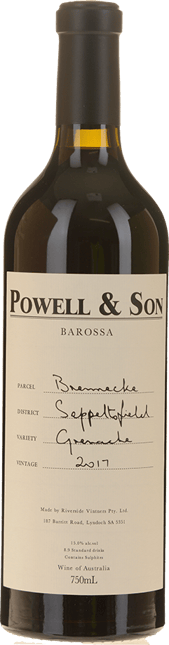 POWELL AND SON Brennecke Grenache, Barossa Valley 2017