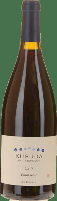 KUSUDA Pinot Noir, Martinborough 2017