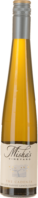 MISHA'S VINEYARD The Cadenza Late Harvest Gewurztraminer, Central Otago 2018