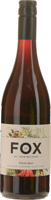 FOXES ISLAND Fox By JB Pinot Noir, Marlborough 2016