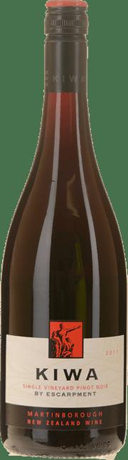 ESCARPMENT VINEYARD Kiwa Pinot Noir, Martinborough 2017