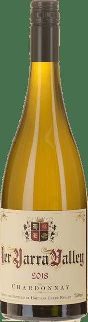 HODDLES CREEK 1er Yarra Valley Chardonnay, Yarra Valley 2018
