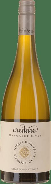 CREDARO WINES 1000 Crowns Chardonnay, Margaret River 2017