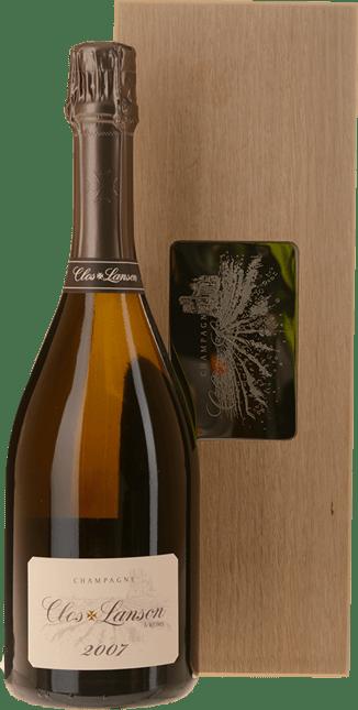 LANSON Clos Lanson, Champagne 2007