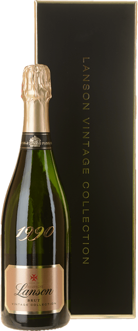 LANSON Vintage Collection, Champagne 1990