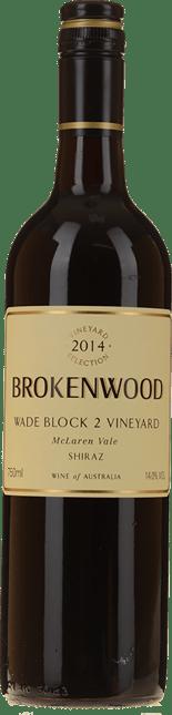 BROKENWOOD WINES Wade Block 2 Shiraz, McLaren Vale 2014