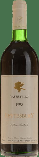 VASSE FELIX Heytesbury Cabernet Blend, Margaret River 1995