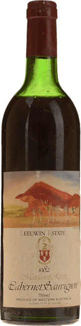 LEEUWIN ESTATE Art Series Cabernet Sauvignon, Margaret River 1982
