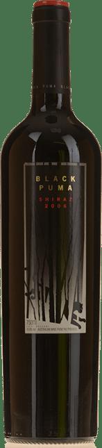 WARRENMANG Black Puma Shiraz, Pyrenees 2006