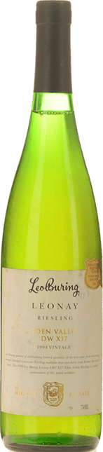 LEO BURING DW X17 Leonay Riesling, Eden Valley 1994