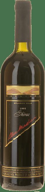 MAGLIERI Steve Maglieri Shiraz, McLaren Vale 1995