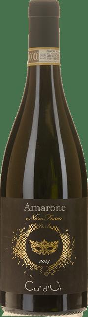 CA' D'OR Amarone Nero Fosco, Amarone della Valpolicella DOCG 2014