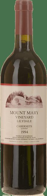 MOUNT MARY Quintet Cabernet Blend, Yarra Valley 1994