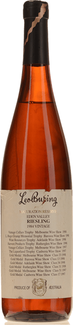 LEO BURING Maturation Reserve Riesling, Eden Valley 1984