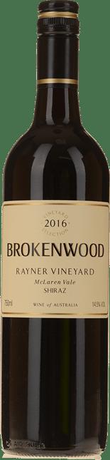 BROKENWOOD WINES Rayner Vineyard Shiraz, McLaren Vale 2016