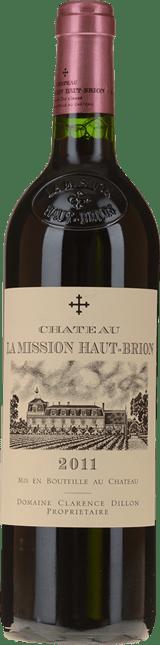 CHATEAU LA MISSION-HAUT-BRION Cru classe, Graves 2011