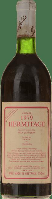 PENFOLDS Max Schubert Selection Shiraz, Kalimna 1979