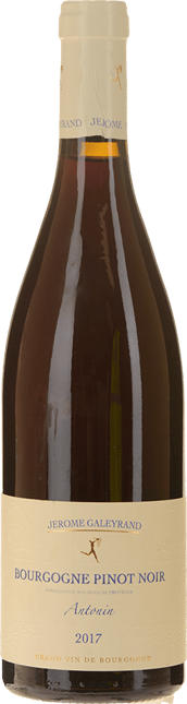 DOMAINE JEROME GALEYRAND, Bourgogne Pinot Noir Antonin 2017