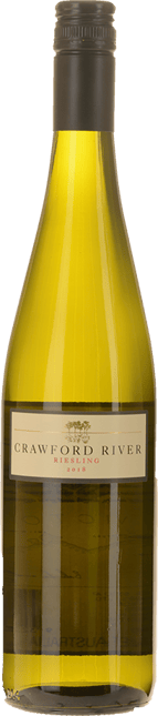 CRAWFORD RIVER WINES Riesling, Henty 2018